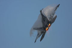FA-22 Raptor 'Wings of a Raptor' (WiredForFlight) Tags: airplane aviation airshow f22 airforce usaf airventure