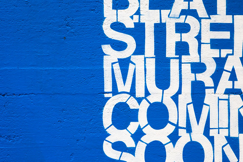 Beatty Street Mural Coming Soon