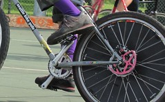 Leon's rotor guard (Sveden) Tags: seattle bike magazine bash guard leon brake disc invite protection polo cog mag hardcourt rotor