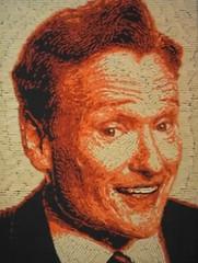 Conan O'Brien Immortalized in Cheetos