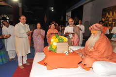 Bhagawad - Day Two (17th Jan 2010) (Udasin Karshni Ashram / Naresh Swami) Tags: mathura porbandar ramanreti sandipani swamikarshninaresh swamikarshnigurusharanandajimaharaj bhagawadpravachan rameshbhaiohja nareshswami