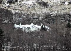 Mamore Lodge above Kinlochleven