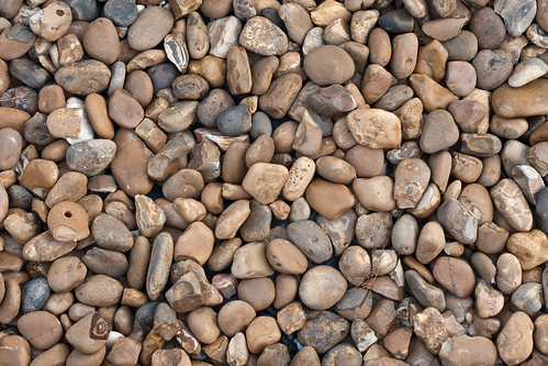 Texture: Brown-ish Pebbles