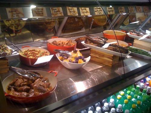 Gnocchi, Polenta, Shanks