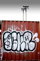 Oskr (Yung GrassHopper) Tags: graffiti oakland bay area osker oskr