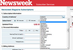 newsweek country list bug
