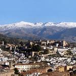 Granada: Albaicín, Alhambra y Sierra Nevada
