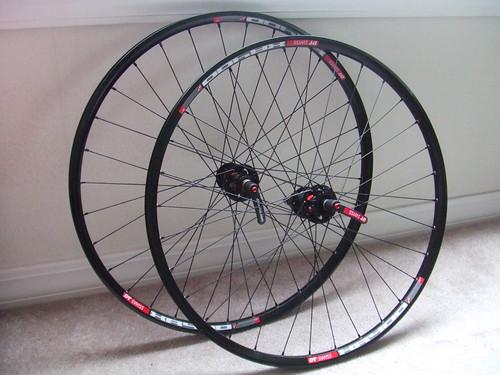 CTR Wheel build