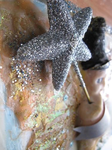 Ranger Melt Art Challenge:Kewpie's Magic! 3