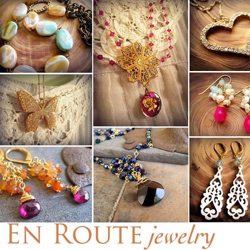 En Route jewelry