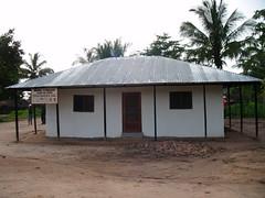 Casa de agua en Naua (Cabo Delgado – Mozambique)