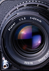 Carl Zeiss Planar 1:2,8 f=80mm