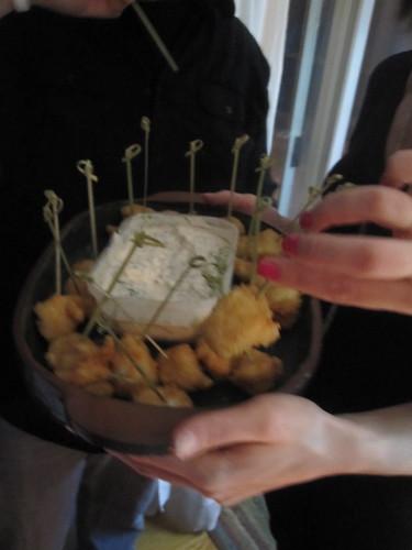 Poulet tempura