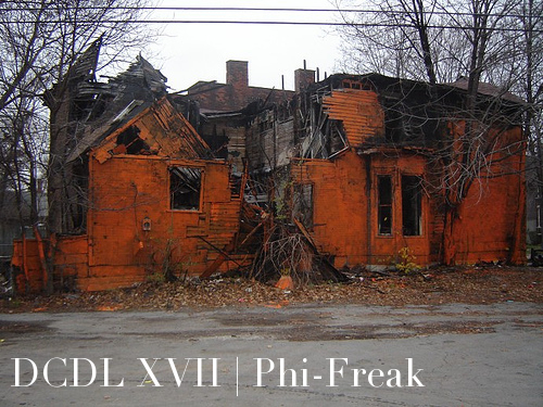 DCDL XVII | Phi-Freak
