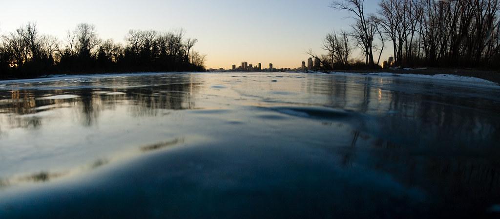February Toronto Panorama 2 ICE