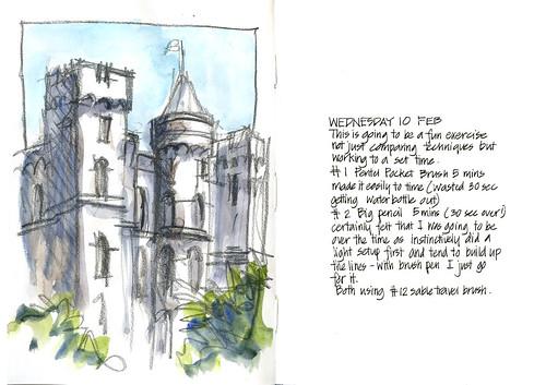 100210 Vanbrugh Castle 02