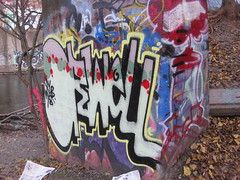 Orwell Was Right. (SKIRT CHASER ONER) Tags: chicago orwell nswb