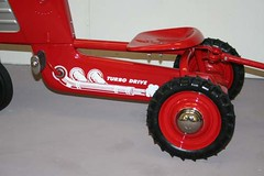"1955 Murray Tractor Restored • <a style=""font-size:0.8em;"" href=""http://www.flickr.com/photos/85572005@N00/4346280115/"" target=""_blank"">View on Flickr</a>"