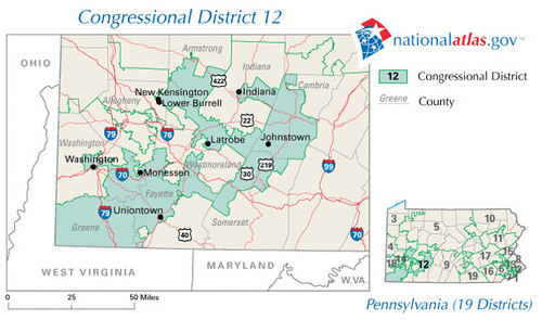 Pennsylvanias 12th District