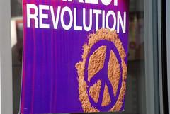 START NOW (ONE/MILLION) Tags: windows signs newmexico shop start peace roadtrip revolution now peacesign find onemillion williestark peacelogo