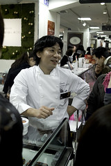Sadaharu Aoki, Salon du Chocolat Tokyo 2010, Shinjuku Isetan