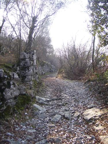 inzio sentiero cai n°33