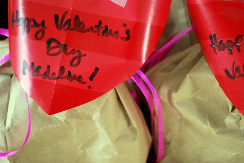 Gift Bags for Valentine's Day
