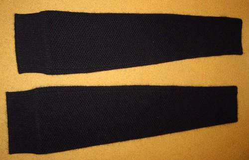LTS black gloves