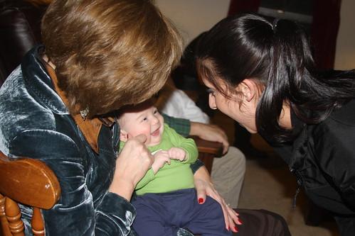 Tara, Carol & Noah