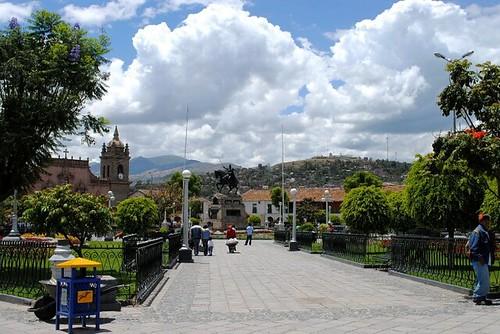 Plaza de Armas por laura.fd.