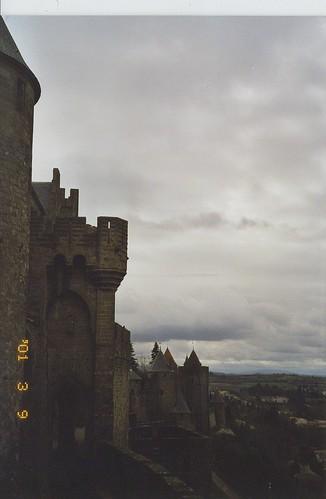 2001-03-09 Carcassonne France (le Citadel du Carcassonne 4)
