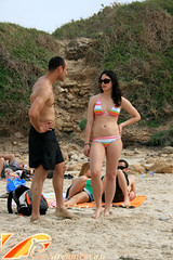 IMG_7851 (Streamer -  ) Tags: girls people hot beach water landscape sand suit teen babes bathing streamer          plamahim