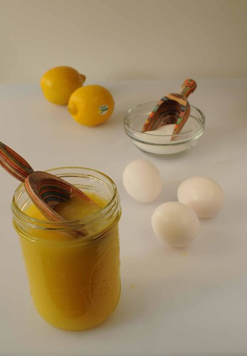 Simple Microwave Lemon Curd Recipe — Dishmaps