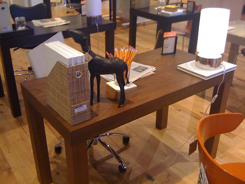 West Elm desk