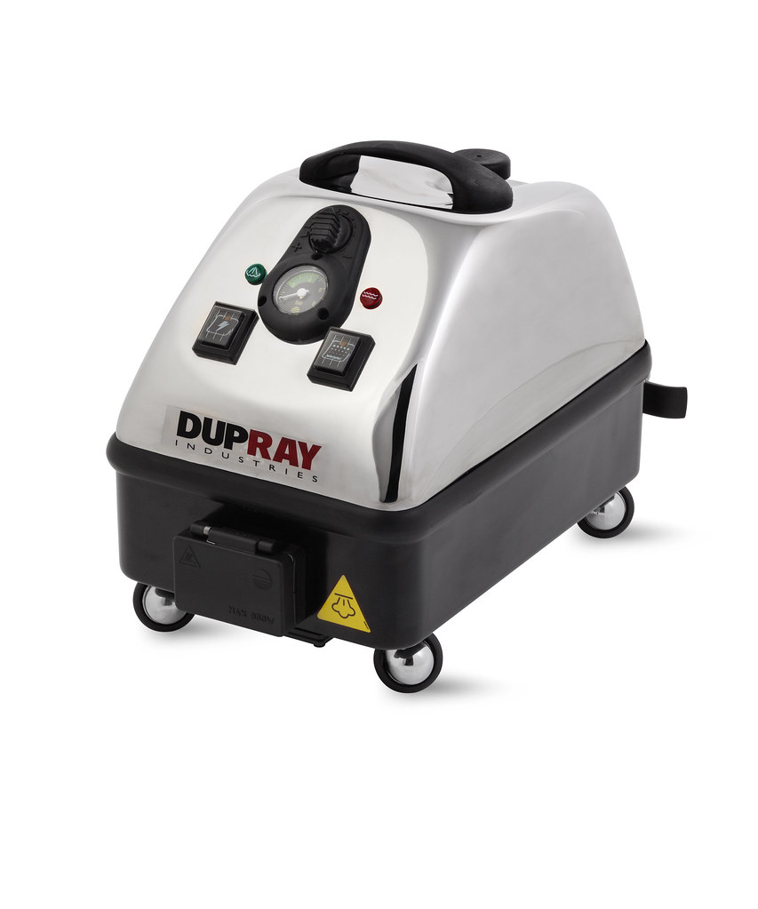 best machine to clean grout