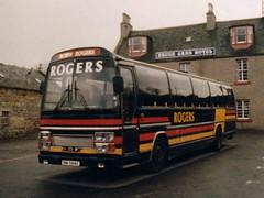 Robin Roger's DAF Plaxton Supreme (bsc15) Tags: robin roger supreme daf plaxton 5842 niw