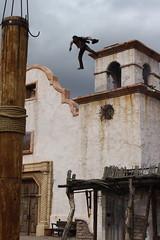 Old Tucson Stunt Show