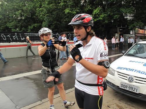 Felipe Aragonez, Bike Reporter 4