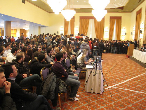Μεγάλη συμμετοχή των ΟΝΝΕΔιτών στο πρώτο Προσυνέδριο της ΟΝΝΕΔ στα Ιωάννινα