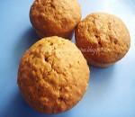 Priya's Multigrain Carrot Muffins