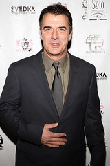 Masks and Mayhem at Solo Restaurant on February 27, 2010 in New York City (Det.Logan) Tags: chris noth