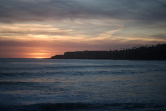 Sunset at Abalone Cove (roshweb) Tags: losangeles abalonecove ranchopalosverdes dpssilhouettes