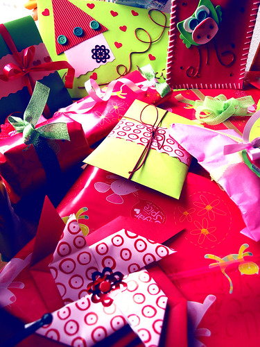 Lucía's presents