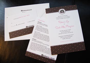 Invitation Set