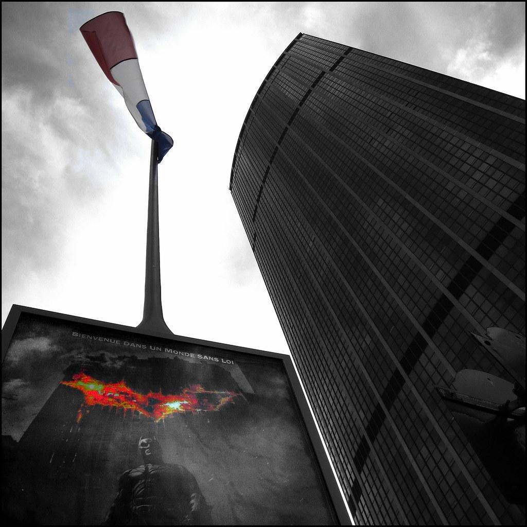 The Dark Knight ~ Bienvenue dans un monde sans loi ~  Gotham Paris ~ MjYj