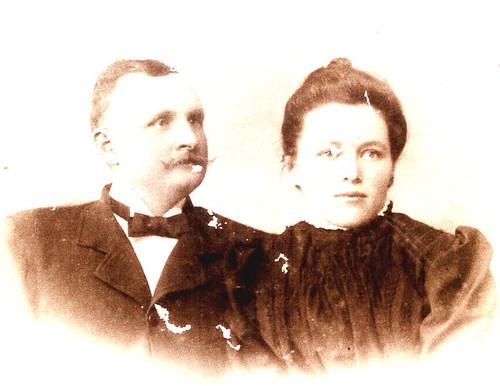 Matrimonio Morgans – Hughes