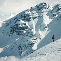 P1030253s (UbiMaXx) Tags: mountain snow ski france montagne alpes square landscape lumix interesting alone downhill panasonic snowboard savoie maxx pistes ts1 ft1 montricher karellis albanne ubimaxx