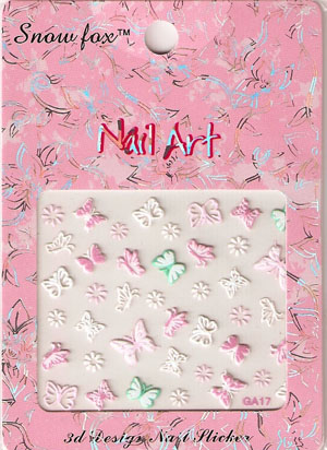 Trend Nail Art Stickers03