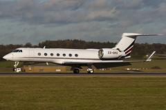 CS-DKG - Netjets Europe - Gulfstream G550 - Luton - 091126 - Steven Gray - IMG_4695