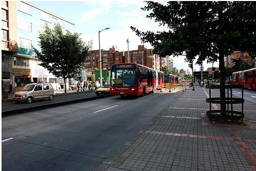 Image Result For Transmilenio Portal Del Norte